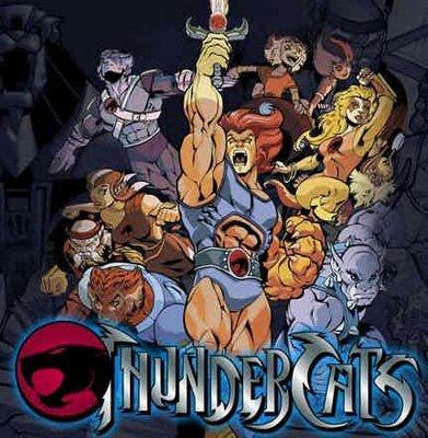 Thundercats Series on Thundercats Sono Una Serie Di Cartoni Animati Ideata E Realizzata