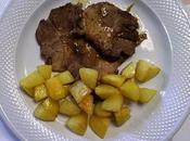 Arrosto maiale patate
