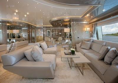 Yacht da sogno firmato fendi paperblog for Casa di lusso interni