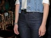 Celebrities look: Seydoux total (denim) look