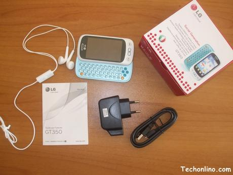 LG Tribe Next GT350 Review by Techonlino.com