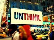 Unthink impensabile