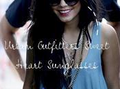 Vanessa Hudgens: Urban Outfitters sunnies Edelman Gigi flat