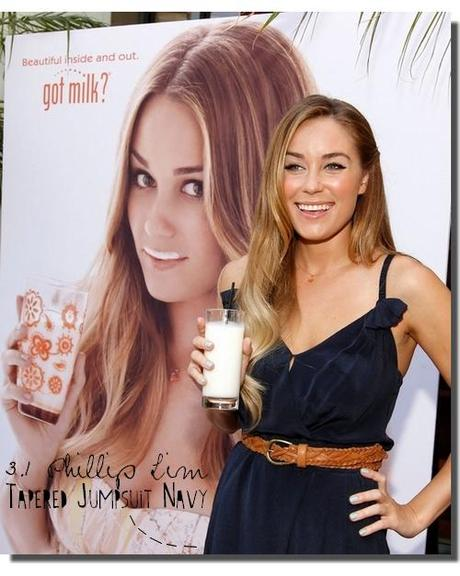 Lauren Conrad in Jimmy Choo sandals for Got Milk Advertising Campaign