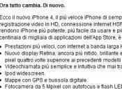 iPhone (16GB) disponibile Italia: offerte ricaricabile abbonamento
