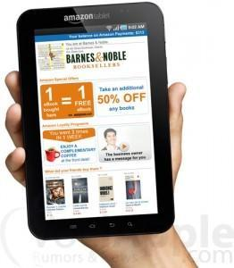 In arrivo il Fire Kindle di Amazon