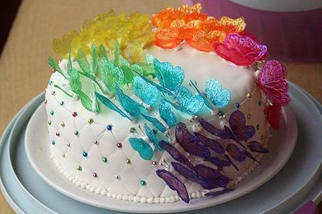 Torte decorate ricette