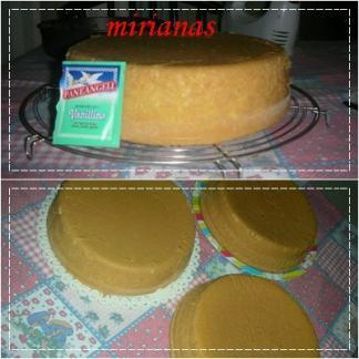 Ricetta torta di compleanno per bimba