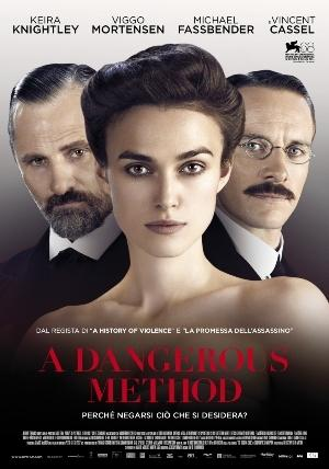 Anteprima film A dangerous Method