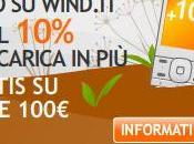 Come effettuare ricarica wind online