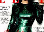 Monica Bellucci Elle Russia Ottobre 2011