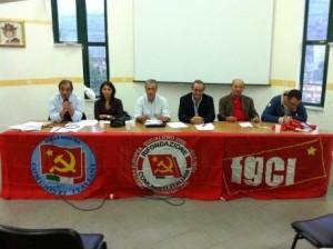 Esito congresso PDCI Reggio Calabria