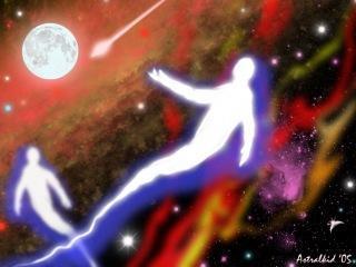 BIBBIA, CORDONE D'ARGENTO e… viaggi Astrali ?! O_O
