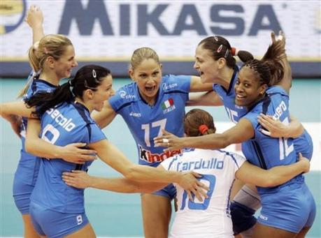 Volley, Europei Femminili: Italia in semifinale!
