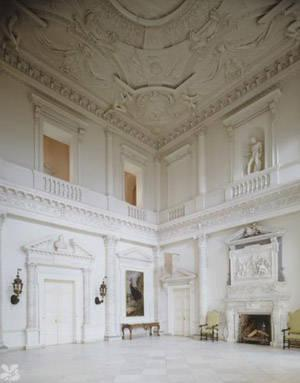 Clandon Park interno