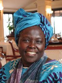 Un omaggio a Wangari Maathai