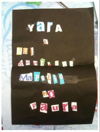 Depistaggi?Le tante lettere anonime sul caso della piccola Yara