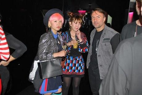 London Fashion Week day #6 KTZ AFTERPARTY