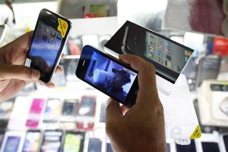 iPhone-Frankestein! iPhone cinese con pezzi originali e non!