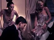 Karolina Kurkova Armani Back Damon: film Anna Dello Russo