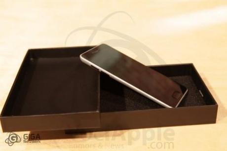 Nuovo MockUp di iPhone 5 in Alluminio, che ne pensate ?