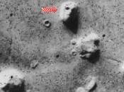 Filmato rileva attività sulla Luna Marte