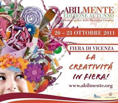 Le fiere della creatività autunno 2011