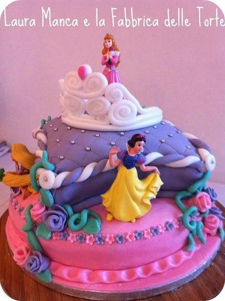 torte di principesse torta principesse : torta principesse... - Paperblog