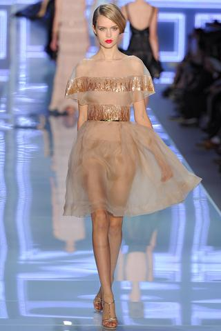 Paris Fashion Week: Christian Dior P/E 2012