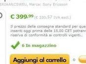 possibile acquistare Sony Ericsson Xperia Expansys