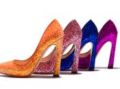 Coloratissime Glitterate sono Nuove Scarpe firmate 2011-12