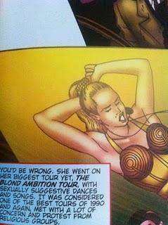 Female Force presenta: Madonna