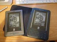 Kindle 4 vs Kindle 3