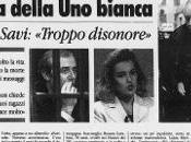 """Dossier """"UNO BIANCA"""" parte ultima"""