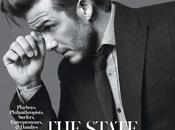 "DAVID BECKHAM copertina ""WSJ MAGAZINE"""