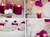 Idee decorare tavola vostro matrimonio: filo tanta fantasia