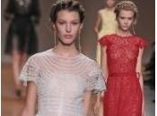 Paris Fashion Week: Valentino 2012