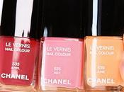 Chanel Preview Smalti Spring 2012