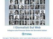 Online ricerca PhiNet (www.phinet.it) sulla reputazione principali giornalisti italiani