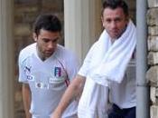 Euro 2012: Rossi-Cassano coppi d'attacco anti-Serbia.