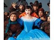 Julia Roberts bellissima strega cattiva nuovo film Biancaneve