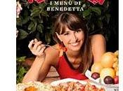 libro giorno: menù Benedetta Parodi (Rizzoli)