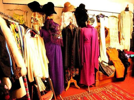 Vintage shopping guide in Milan: Vintage Delirium