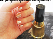 In|The perfect golden nailpolish