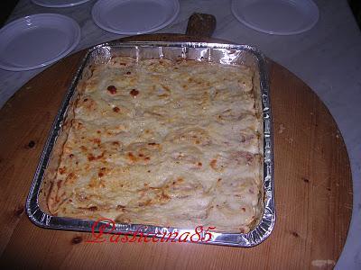 Golose girelle di pasta fresca..