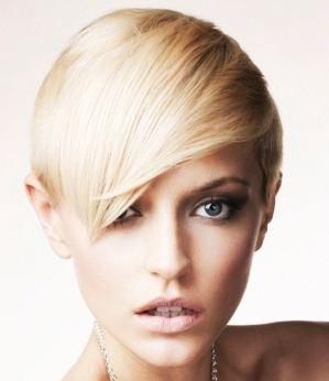 Tagli capelli corti moderni per l' inverno 2012