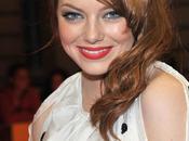 Emma Stone alla Premiere Help: Revlon make look