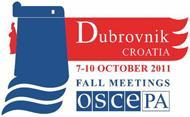 L'ASSEMBLEA PARLAMENTARE OSCE A DUBROVNIK