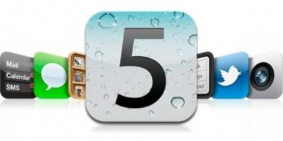 ios5 disponibile 410x204 iOS 5 disponibile per iPhone, iPad ed iPod Touch iTunes iOS5 featured download