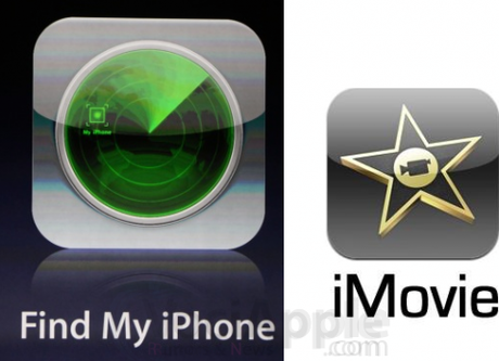 Apple aggiorna anche iMovie, Find My iPhone e Remote per iOS 5